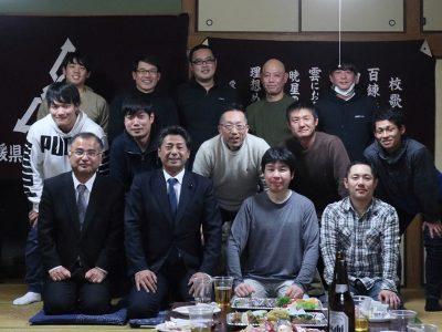 同窓会職域支部総会参加報告(大阪ソーダ支部総会)